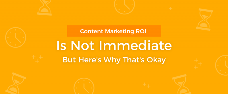 Zenpost Featured Content Marketing ROI