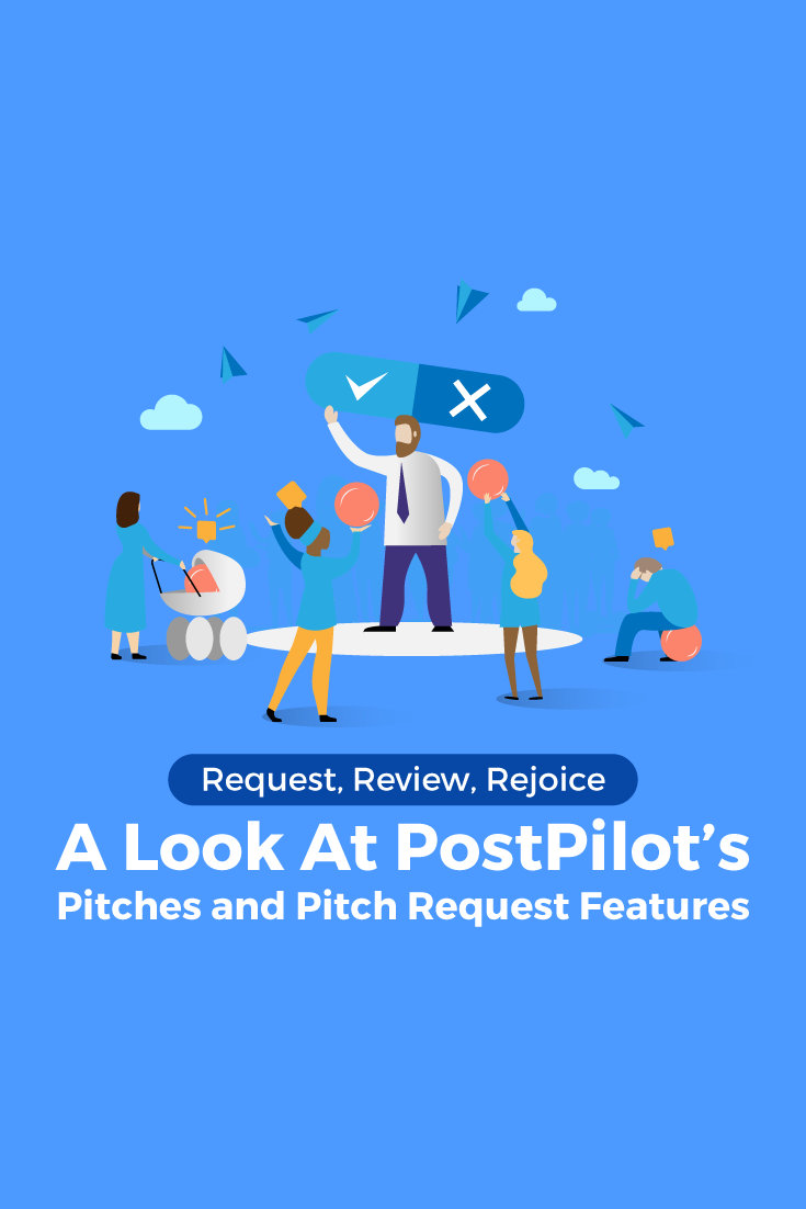 Request, Review, Rejoice: A Look At Zenpost\'s Pitches and Pitch Request Features