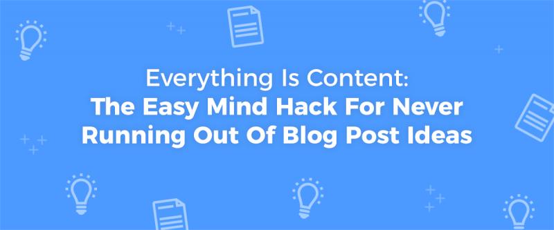 Zenpost Featured Everythang Is Content