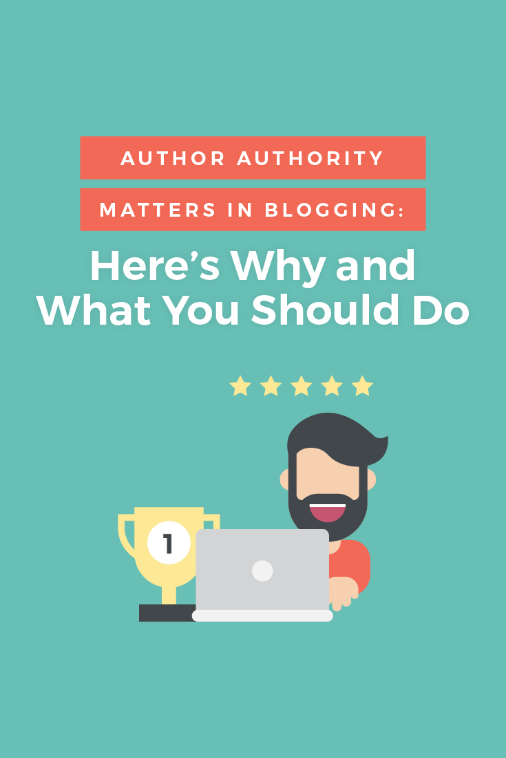 Hiring authoritative bloggers and building your own author authority (or the authority of your team members) is essential to your blog and your business' success.