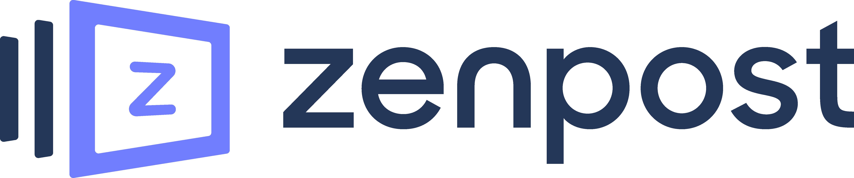 Zenpost Logo Text