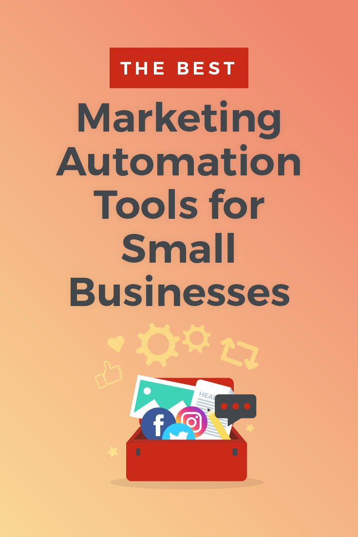You\'re a busy business owner so blog and social media automation is a must. Here are the best marketing automation tools for small businesses in 2019...