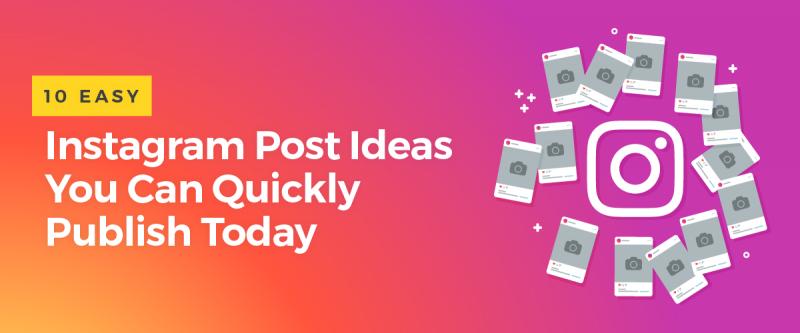 Instagram Post Ideas Zenpost Featured