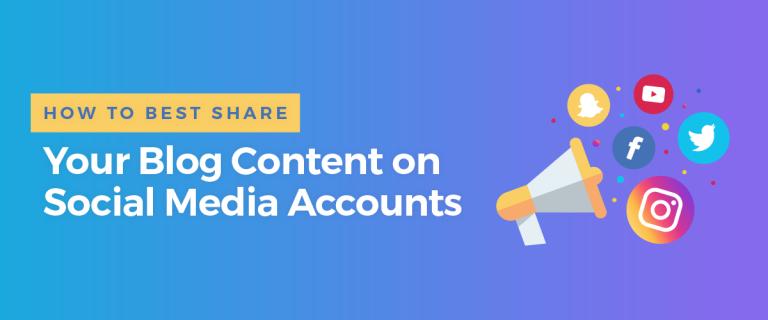 Share Blog on Social Media Featured Zenpost