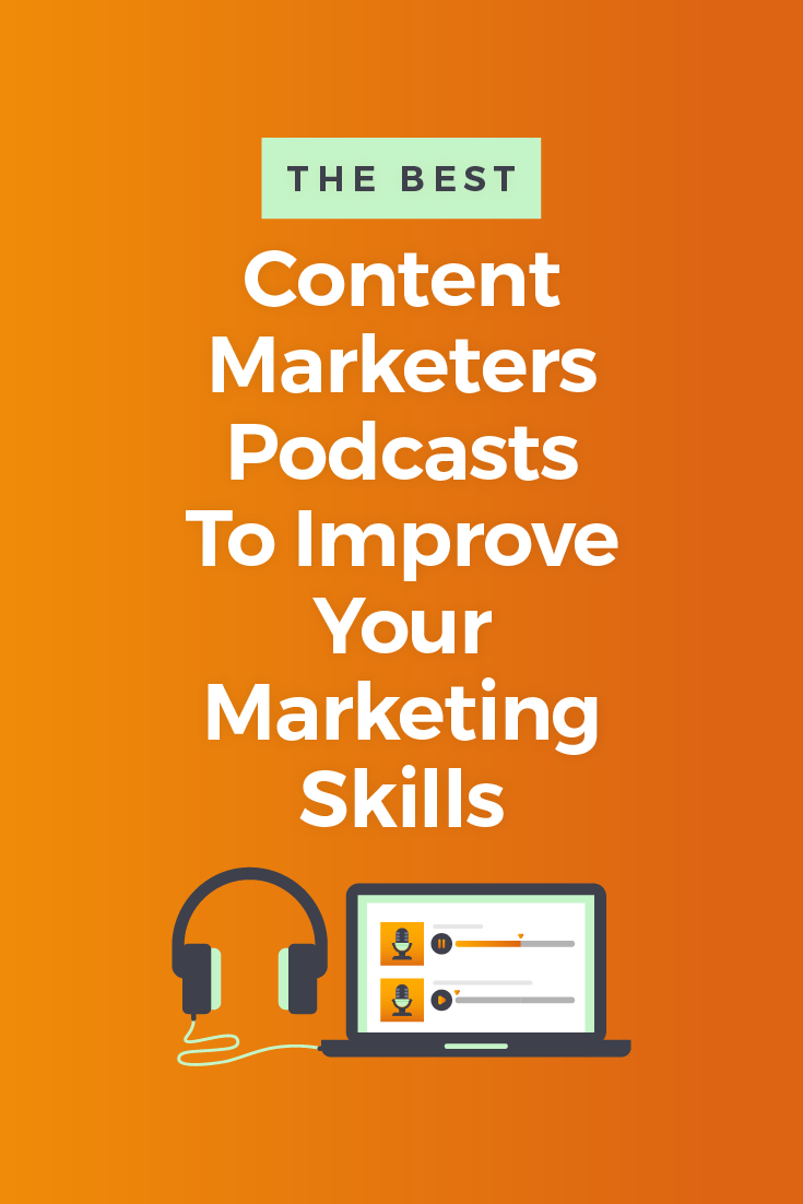 Do you think your knowledge of marketing skills could benefit from a podcast? We\'ve narrowed down the top-five in content marketing podcasts.