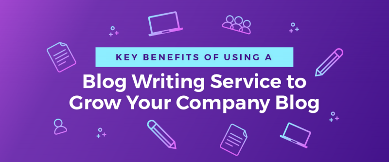 Blog Writing Service Benefits Zenpost Featured