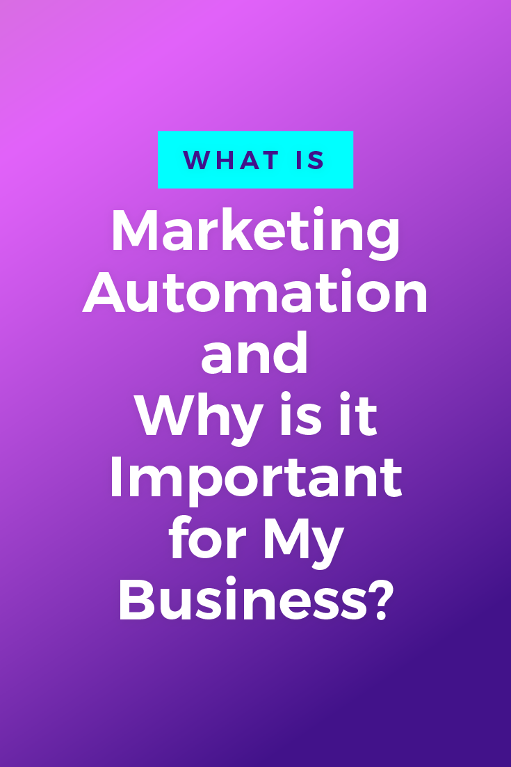 Growing your small business can be tough with small marketing teams and budgets. Here\'s how to improve your efforts through marketing automation.
